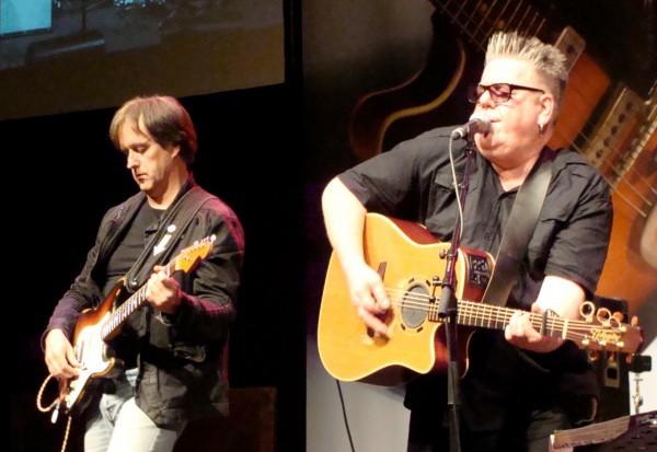 Eddy Wilkinson & Paul Lawall Duo